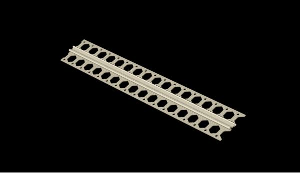 6mm ivory cream PVC movement joint